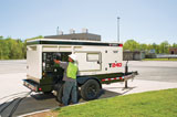Terex T240 generator