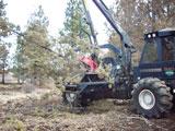 Fecon RTC-22 Biomass Chipper