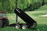 Bri-Mar AG-510 end-dump trailer