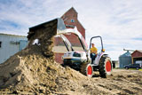Bobcat Compact Tractor Front Auxiliary Hydraulics Option