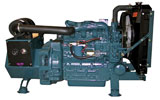 Next Generation Power Low-Speed, Radiator-Cooled Industrial Generators