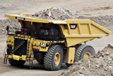 Caterpillar 793F rigid-frame haul truck