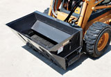 Case Compact Power Side Discharge Bucket