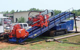American Augers DD-440T Horizontal Directional Drill