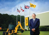 JCB Worldwide Deputy Chairman John Patterson