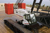 Link-Belt 548 lattice boom crawler crane