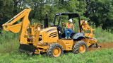 Astec Underground RT1200 Ride-On Trencher