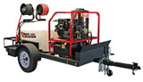 Hotsy Trail Blazer Mobile Cleaning Trailer
