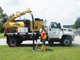 McLaughlin Xtreme Combination Air/Water Vacuum Excavators