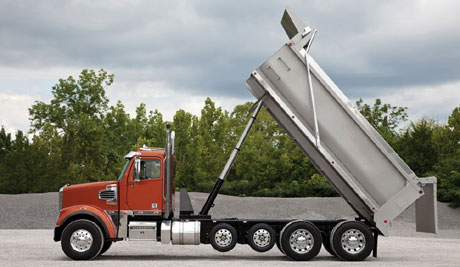 Freightliner Coronado SD Heavy Vocational Truck