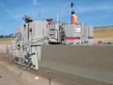 Power Curber 5700-C slipform paver