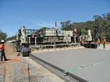 Guntert & Zimmerman S1500 Concrete Slipform Paver