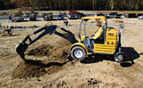 Extend TMX Towable Mini-Excavator
