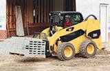 Caterpillar skid steer loader
