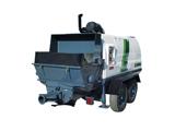 Schwing SP 2800 stationary concrete pump