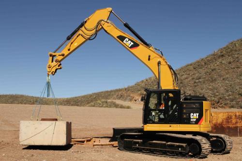 Cat F Lcr Hydraulic Excavator Copy