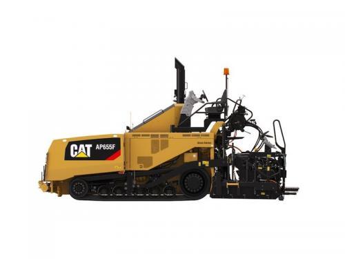 caterpillar paver machine