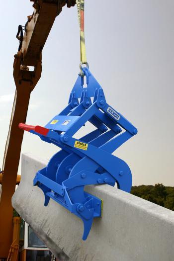 Kenco Kl9000 Barrier Lift Construction Equipment