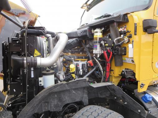 Caterpillar Ct681 Designed For New Markets