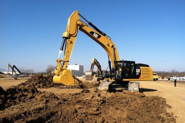 CE's exclusive Field Test of the Caterpillar 336E H Hybrid.